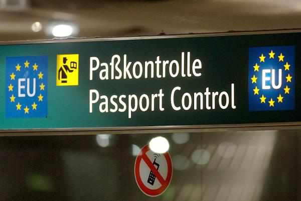 Controles fronterizos en europa decisi n nacional for Ministerio de relaciones interiores espana