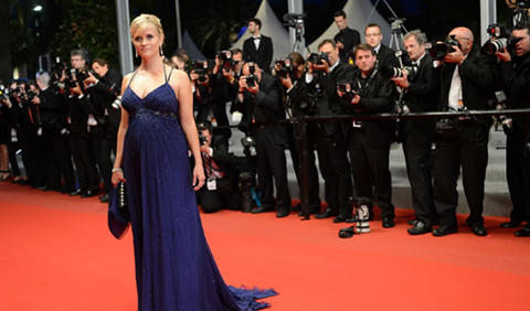 Reese Witherspoon en la alfombra roja