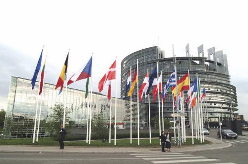 La victoria de hollande en francia agita el proyecto for Sede del parlamento