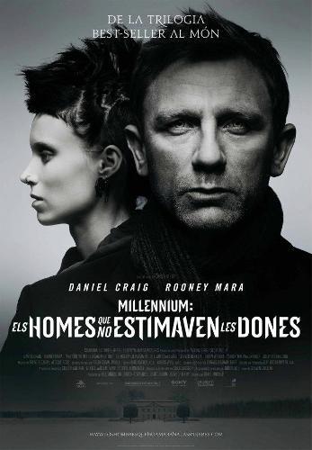 Cartel de una película en catalán