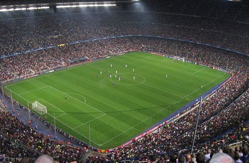 Estadio del Camp Nou
