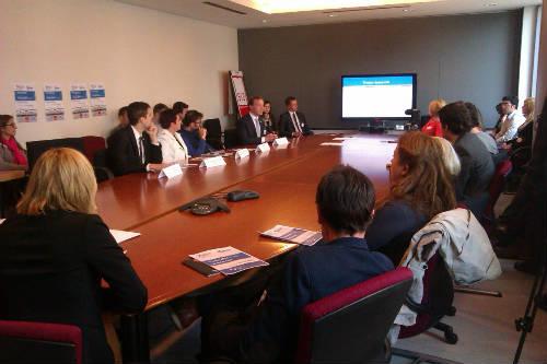 Reunión de AEGEE / Foto: Ana Santamaria