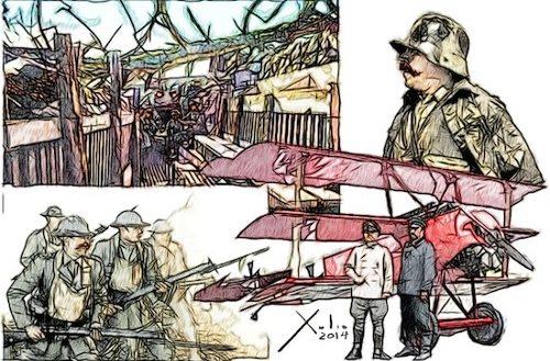 El centenario de la Primera Guerra Mundial provoca un gran número ...