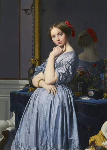 Frick_Ingres_Comtesse_Frick Collection